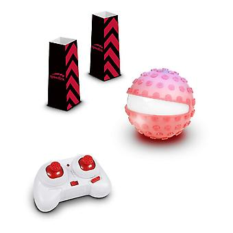 Speedlink Remote Controlled Racing Ball Sphere-Red (SL-920013-RD)