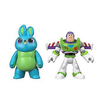 Disney Pixar Toy Story 4 Imaginext: Buzz Lightyear en Bunny