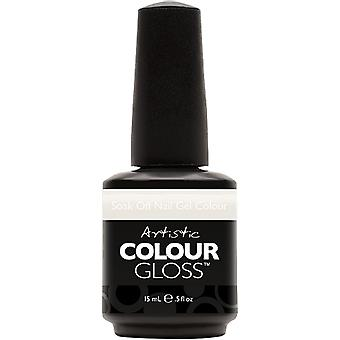 Artistic Colour Gloss Gel Nail Polish Collection - Put A Ring On It (03166) 15ml