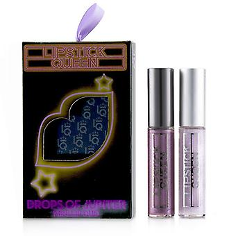 Huuli puna kuningatar DROPS Jupiter Mini LIP Duo-# Lavender (1x muutettu Universe huuli kiilto, 1x Parallel Universe LIP Flash) 2PCS