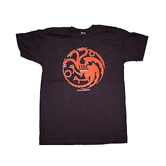 T-shirt Game of Thrones Targaryen Homme