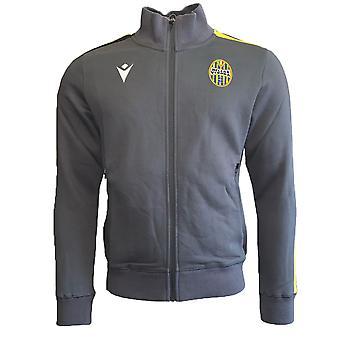2019-2020 Hellas Verona Travel Sweatshirt (Grey)