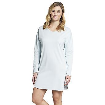 Rosch 1193653-12604 Donne's Smart Casual Glacier Blue Cotton Nightdress