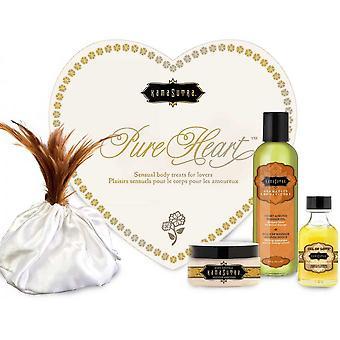 Pure Heart Box - sinnliches Vergnügen für Liebhaber