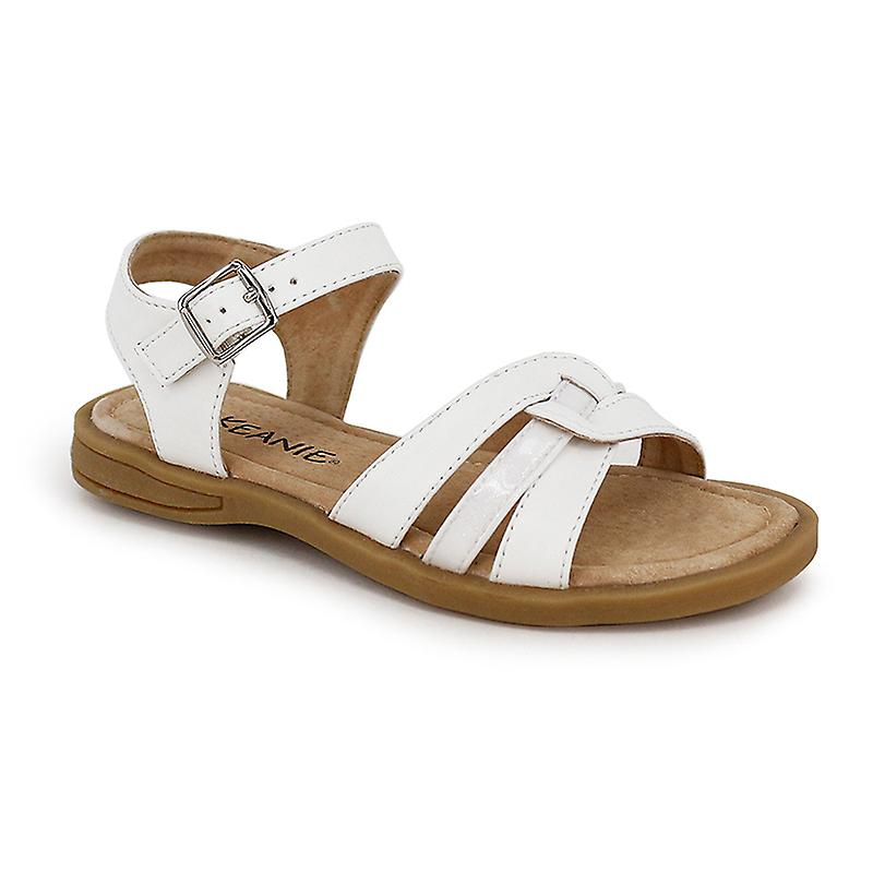 SKEANIE Girls LEXI Sandals in White