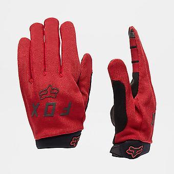 New Ranger Mountain Biking Gloves Red