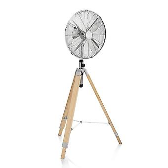Fan on stand with wooden tripod TriStar VE-5805 60W