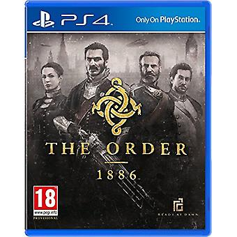 The Order 1886 (PS4) - New