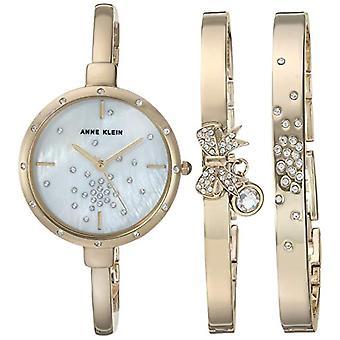 Anne Klein Clock Woman Ref. AK/3274GBST