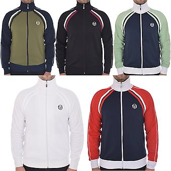 Sergio Tacchini Mens Retro Ghibli Full Zip Tracksuit Track Jacket Top