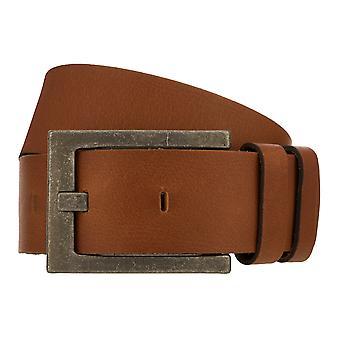 Teal Belt Men's Belt Leather Belt Denim Belt Cognac 8331