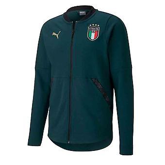 2019-2020 Italia Puma Casuals Hettejakke (furu)