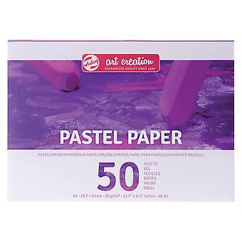 Talens Art Creation Pastel Paper Pad A4