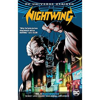 Nightwing Volume 4 by Tim Seeley