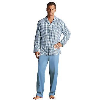メンズジョッキーロングパジャマナイトウェアパジャマ。50043