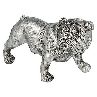 Lesser & Pavey Silver Art Bulldog LP28977