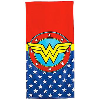 Wonder Woman Symbol 60x30 Beach Towel