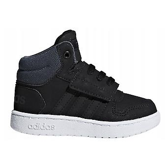 Adidas Hoops Mid F35842 universal all year infants shoes