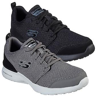 Skechers Mens 2020 Skech-Air Dynamight-Vendez Mesh Fabric Addestratori imbottiti