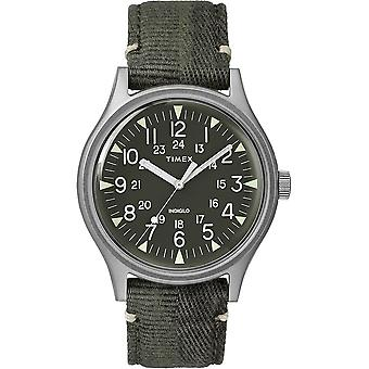 Timex MK1 Steel Military Style Fabric Mens Watch TW2R68100