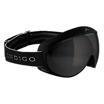 Indigo SKI Maske OTG Voggle Smoke Schwarz