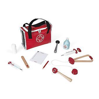 亚诺德·朱拉玩具 J06513 医生@apos;s 手提箱玩具