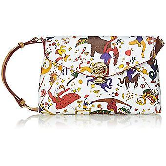 piero drive 212894088 White Women's Cross bag 23x155x55cm (W x H x L)