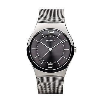 Bering Herren Uhr Armbanduhr Slim Ceramic - 32039-309 Meshband