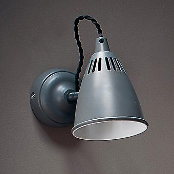 Garden Trading Cavendish Wall Light In Charcoal