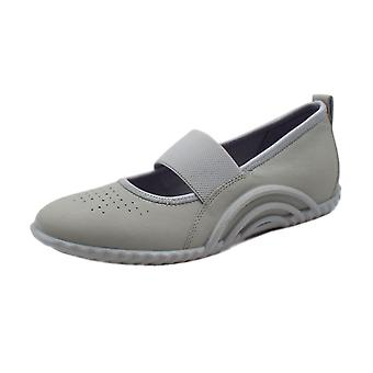 ECCO 206133 Vibration 10 Ladies Mary-jane in Beton