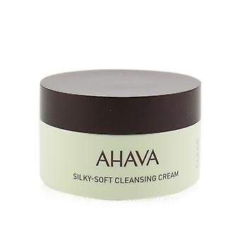 Ahava Time To Clear Silky-soft Cleansing Cream - 100ml/3.4oz
