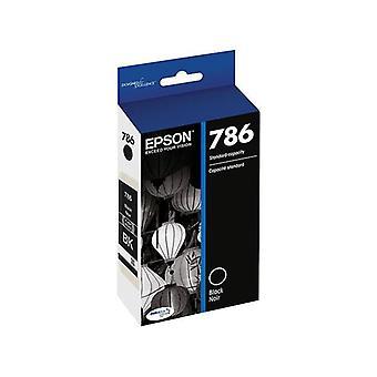 Epson 786 Black Ink Cart For Workforce Pro Wf 4640 Wf 4630
