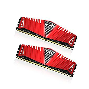 Adata XPG Z1 2 4GB minner Kit, 8 GB Totalt, DDR4, 2400Mhz, rød / svart
