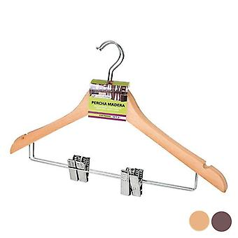 Hangers Confortime (2 pcs)/Light Brown/44 x 24 x 1,2 cm