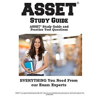 ASSET Study Guide  ASSET Exam Study Guide and  Practice Test Questions by Complete Test Preparation Inc.