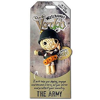 Watchover Voodoo Dolls The Army Voodoo Keyring