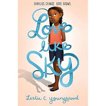 Love Like Sky by Leslie Youngblood - 9781368019392 Book