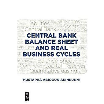 Balans van de Centrale Bank en Real Business Cycles door Mustapha Akink
