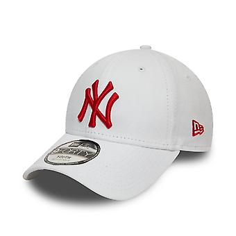 New Era 9Forty KINDER Infant Baby Cap - NY Yankees weiß