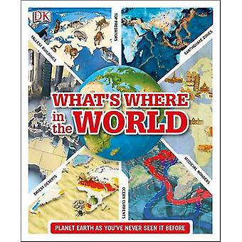 Whats Where in the World