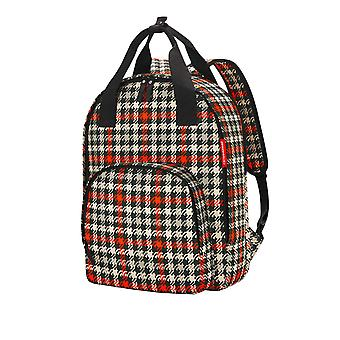 Reisenthel Unisex Backpack Checked 40Cm