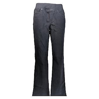 Belle by Kim Gravel Women's Jeans Regular Flexibelle Boot-Cut Blue A311555