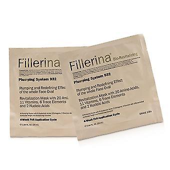 Fillerina 932 Bio-Revitalizing Plumping System - Grade 5-Bio 4x25ml/0.84oz