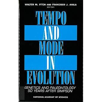 Tempo und Modus in der Evolution - Genetik und Paläontologie 50 Jahre danach