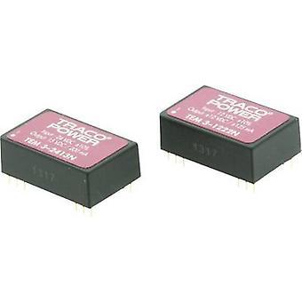 TracoPower TEM 3-2422N DC/DC-konverter (print) 24 V DC 12 V DC, -12 V DC 125 mA 3 W Nr. af udgange: 2 x