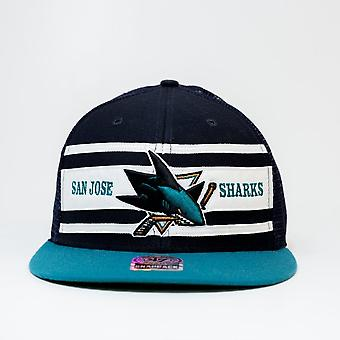 '47 Nhl San Jose Sharks Adjustable Snapback Cap