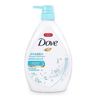 Dove Oxygen Moisture Body Wash Nutrium Moisture 1000g