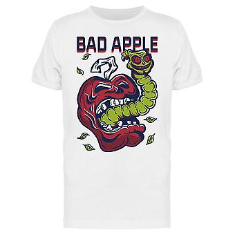 Bad Apple  Tee Men's -Image by Shutterstock
