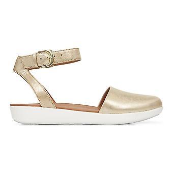 FitFlop Womens Cava Closed Toe Sandals