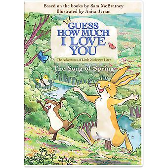 Guess How Much I Love You: The Song of Spring [DVD] USA import